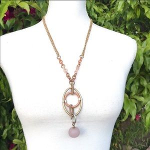 Lucky brand long necklace jewelry summer b…